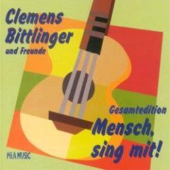 CD - Mensch sing mit! (Gesamtedition)