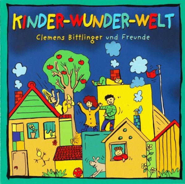 CD - Kinder-Wunder-Welt